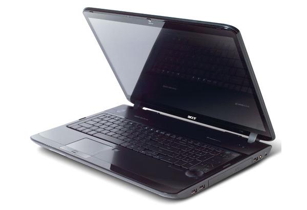 Новый мультимедиа-ноутбук от Acer.