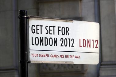 Рекламные концепции Олимпийских игр в Лондоне 2012.