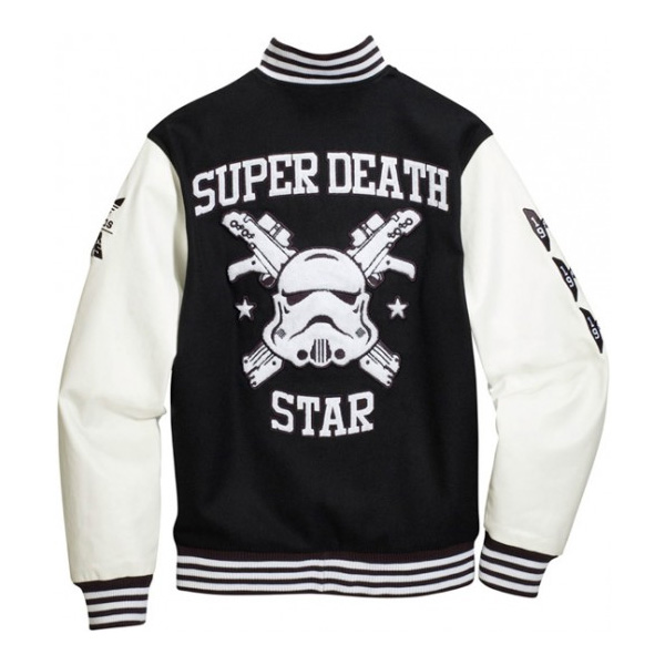Adidas Originals: Super Death Star.
