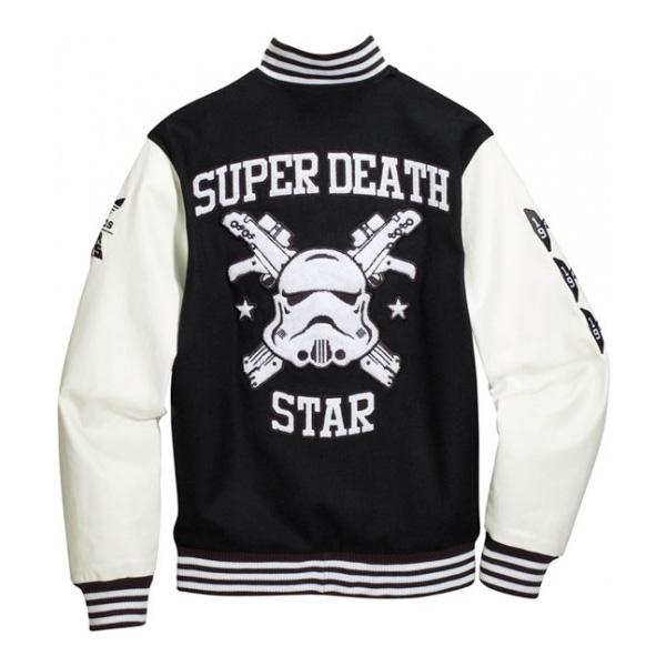 Adidas Originals: Super Death Star.