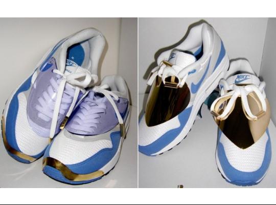 Nike Air Maxim: ювелирный дизайн.