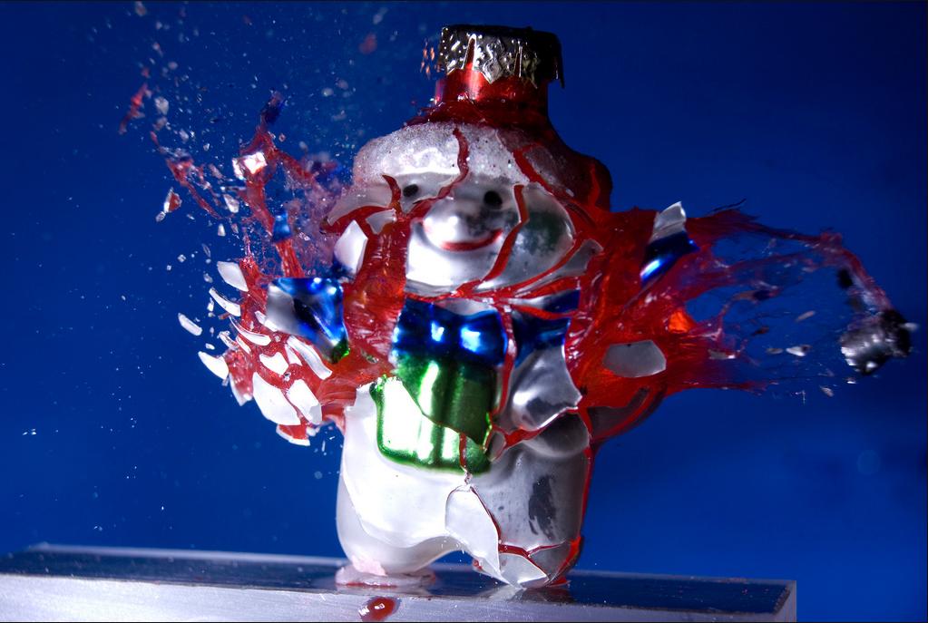 Alan Sailer: взрывные фото. Часть вторая.