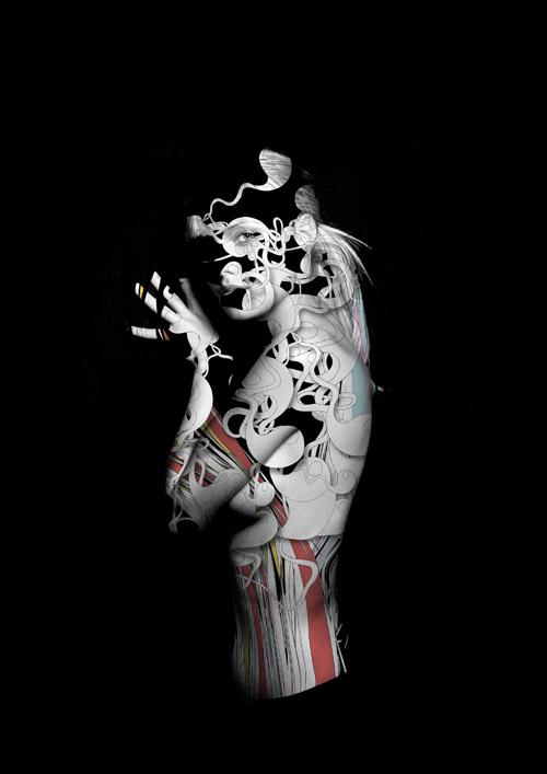 Alberto Seveso: дизайн, графика.
