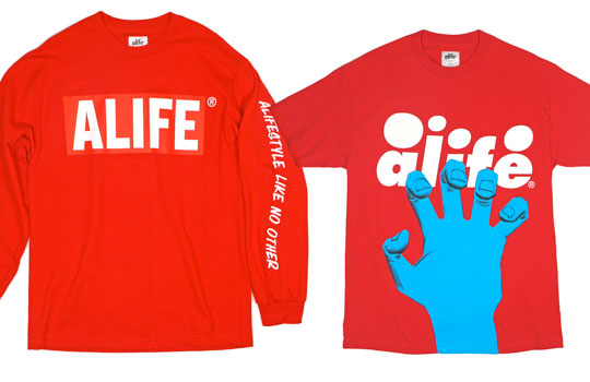 ALIFE T-SHIRTS