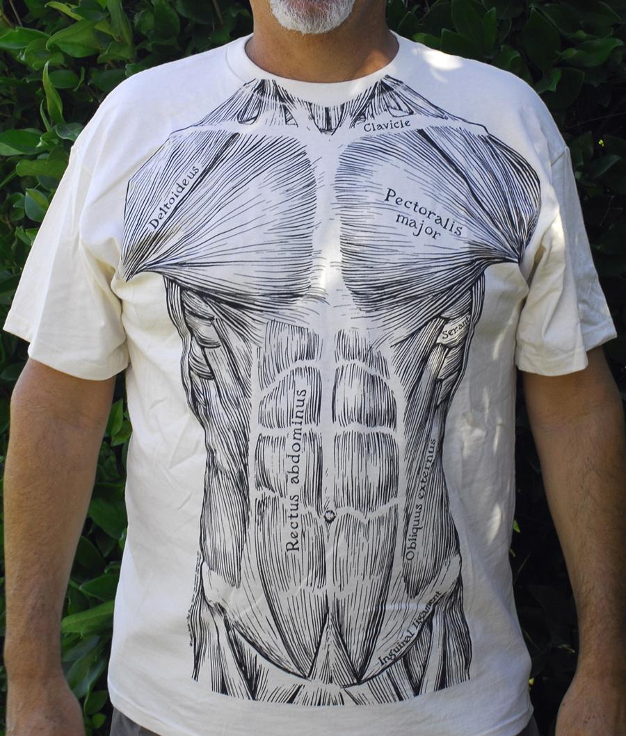 Анатомическая одежда от Seasons Studios.