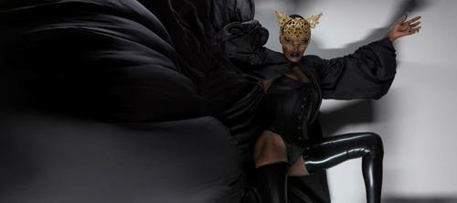 Grace Jones. Фотографии Andrea Klarin.
