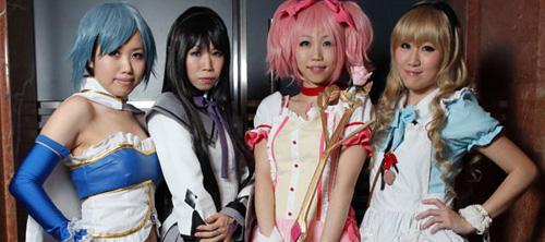 Ежегодный аниме-фестиваль в Гонконге.