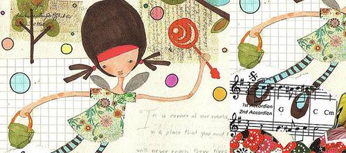 Иллюстрации Anne Wilkinson