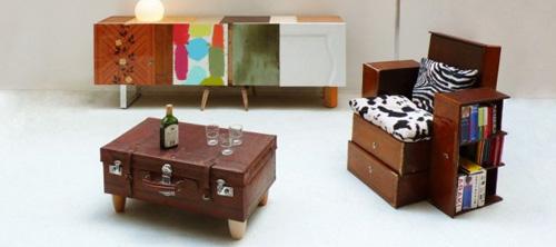 Мебель Antoine Laymond.