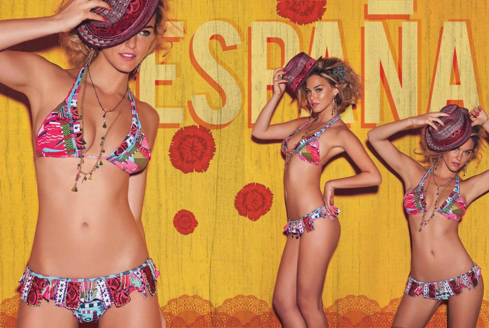 Aqua bendita: Swimwear Весна/Лето 2012.