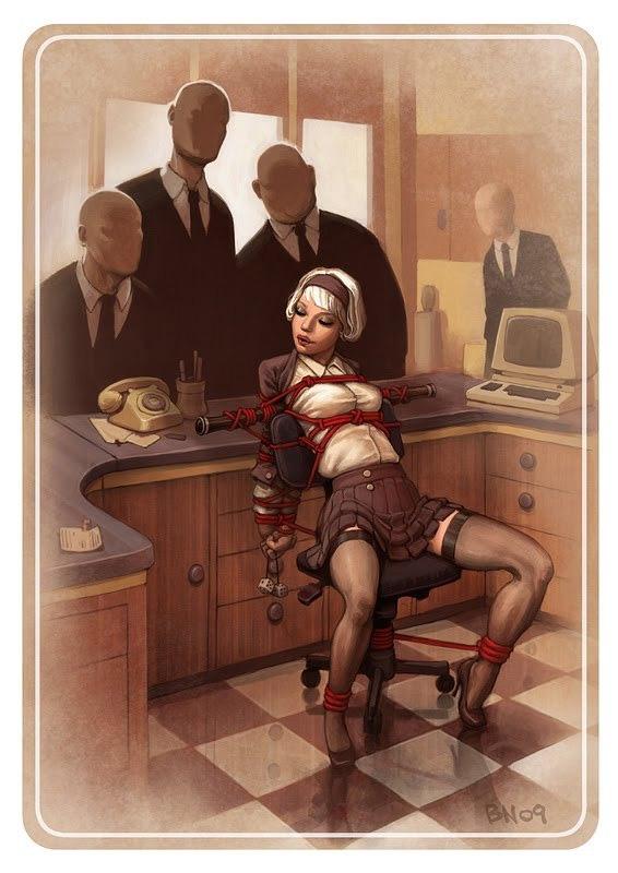Иллюстратор Ben Newman.