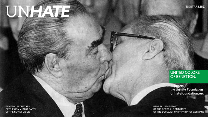 Benetton: Unhate.