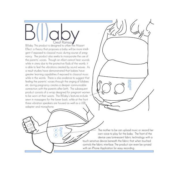 B(l)aby: музыка для тех, кто в утробе.