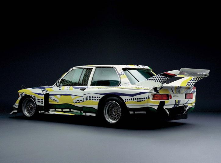 Арт-коллекция BMW будет показана в Нью-Йорке.