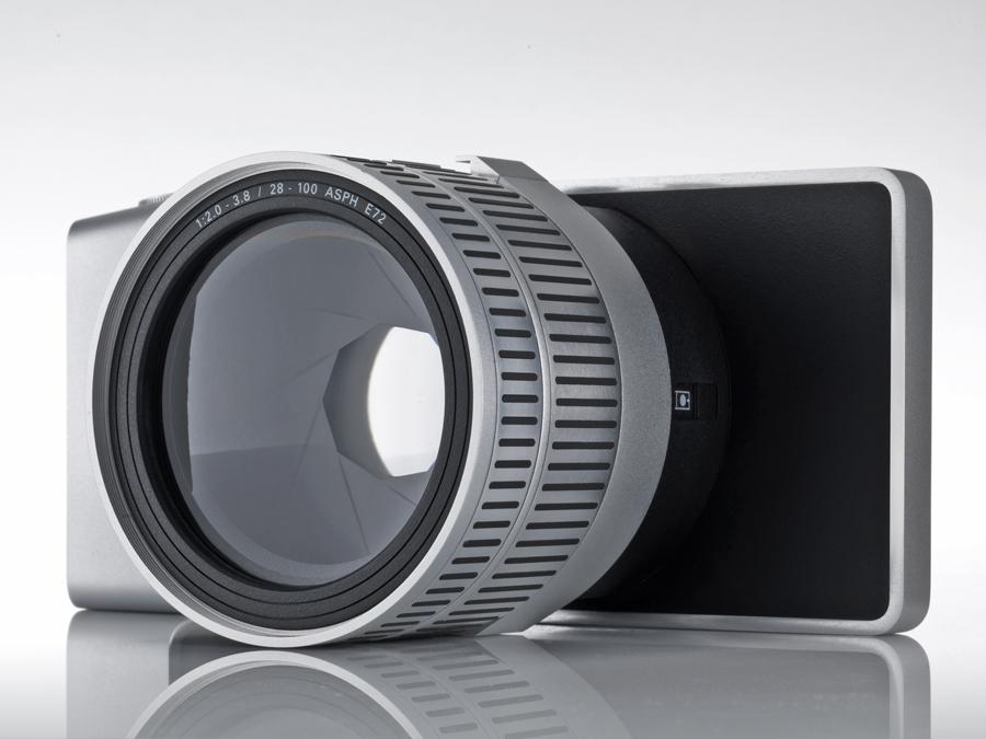 Камера Futura: будущее цифровой фотографии.