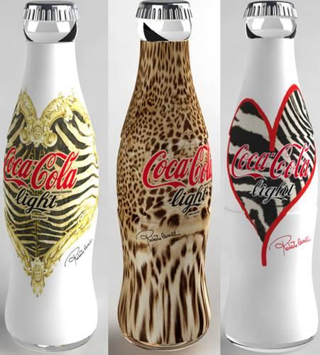 Coca Cola от Cavalli.
