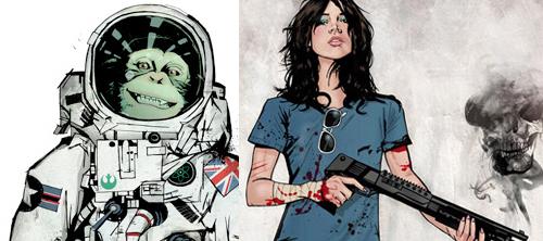 Иллюстрации Chris King.
