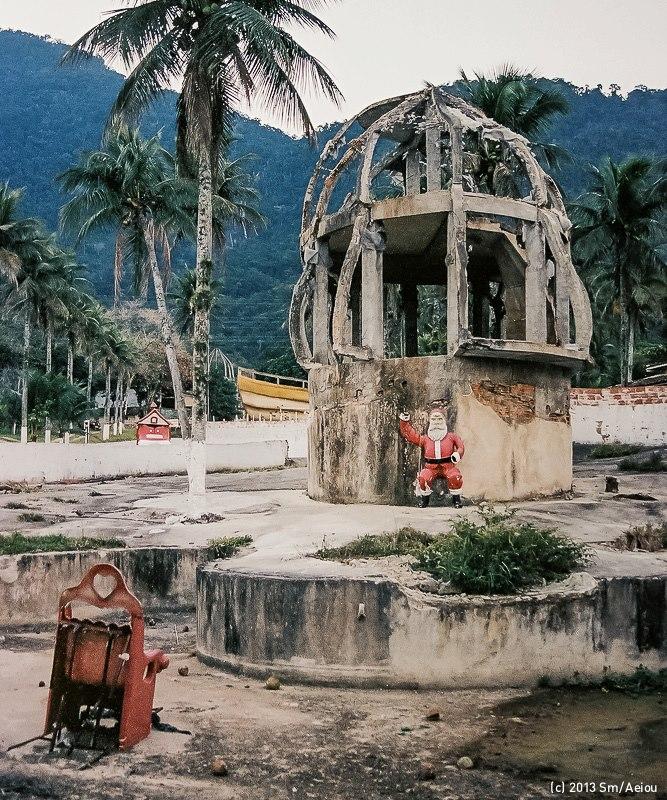 Cidade Albanoel — забытое Рождество в окрестностях Рио.