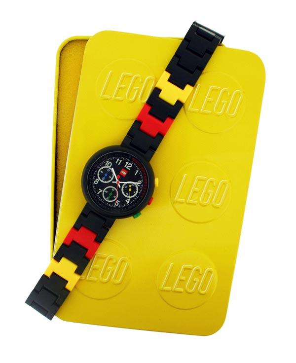 Часы Lego для взрослых.