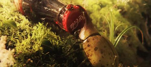 Coca Cola: Heist. Грабёж в летний день.