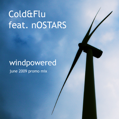 Cold&Flu feat. nOSTARS April 2009 Promo Mix. 10-04-2009.