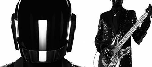 Daft Punk – Get Lucky.