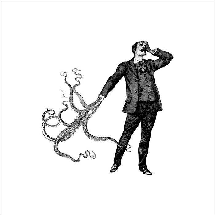 Викторианские иллюстрации Dan Hillier.