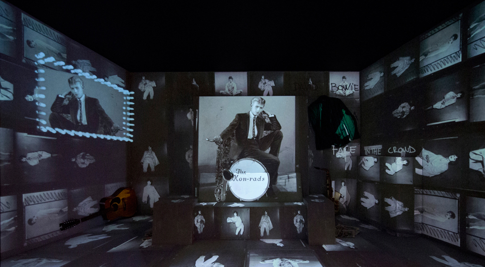 Ретроспектива Дэвида Боуи в музее Виктории и Альберта.