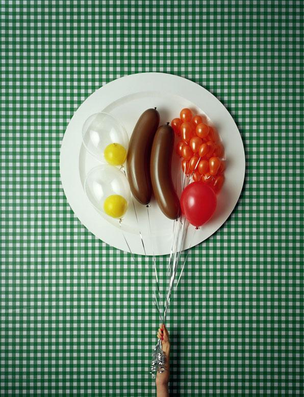 David Sykes: Лёгкий завтрак.