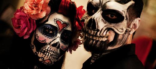 «Dia de los muertos festival.