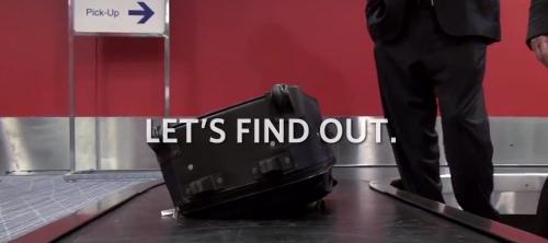 Delta Airlines: история багажа.