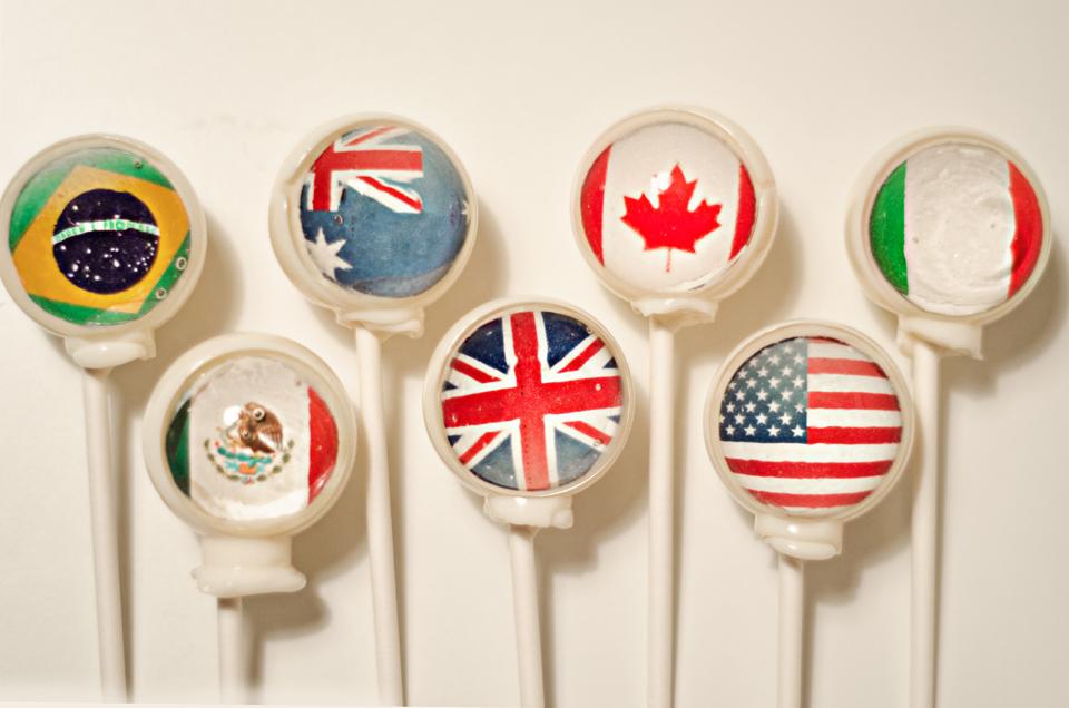 Designerlollipop: необычные леденцы.