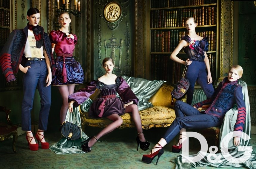 Dolce & Gabbana. Fall Winter.