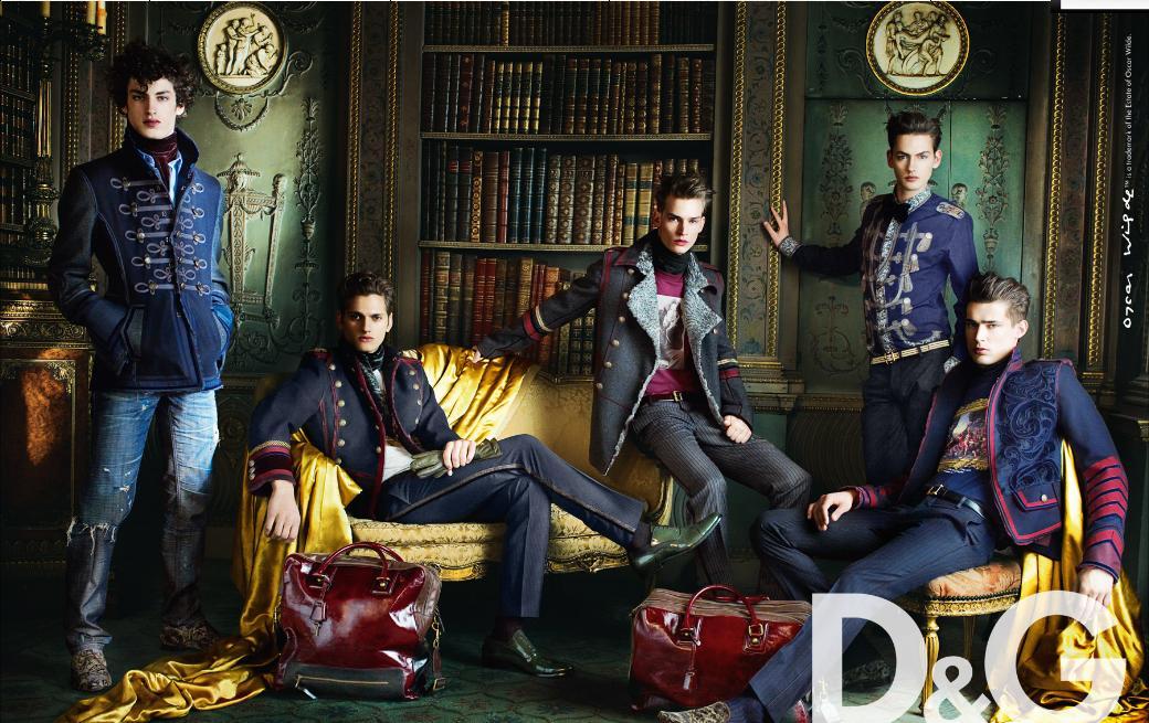 Dolce & Gabbana. Fall Winter.