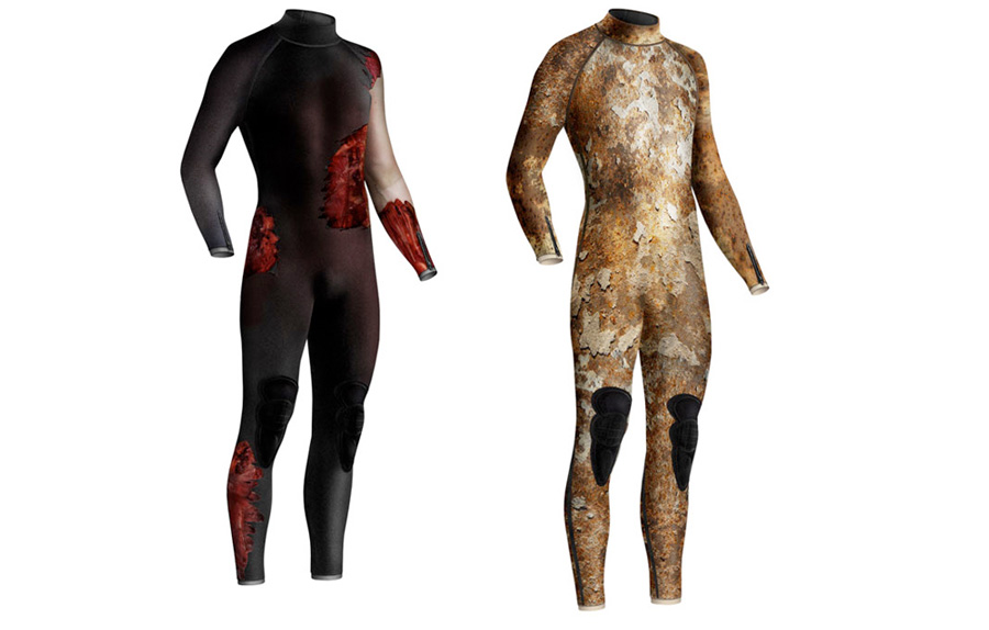 Дизайнерские гидрокостюмы от Diddo.