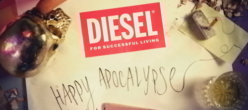 Diesel: счастливого апокалипсиса.