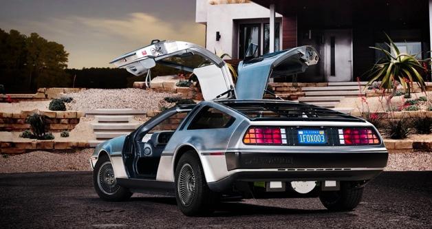 DMC 2013 DeLorean: будущее наступило.
