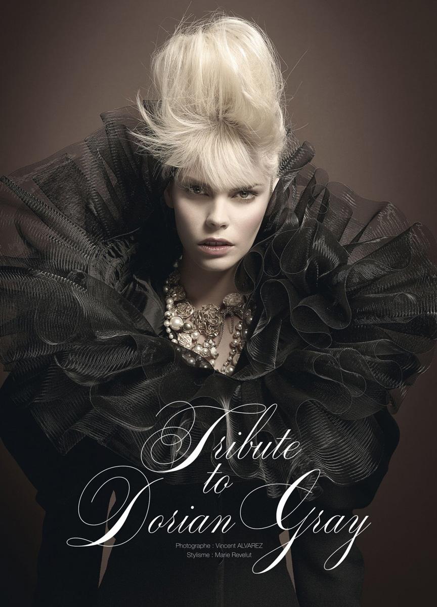 Портрет Дориана Грея: fashion версия.