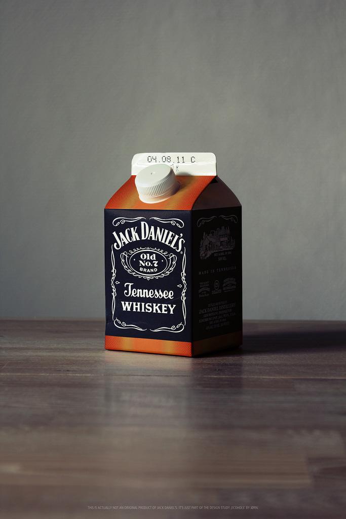 Почти экологичный алкоголь.