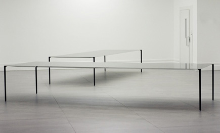 Established & Sons: Surface Table.