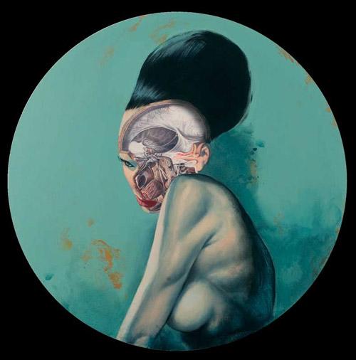 Fernando Vicente: гламурная анатомия.