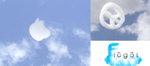 Flogos. Летающие логотипы