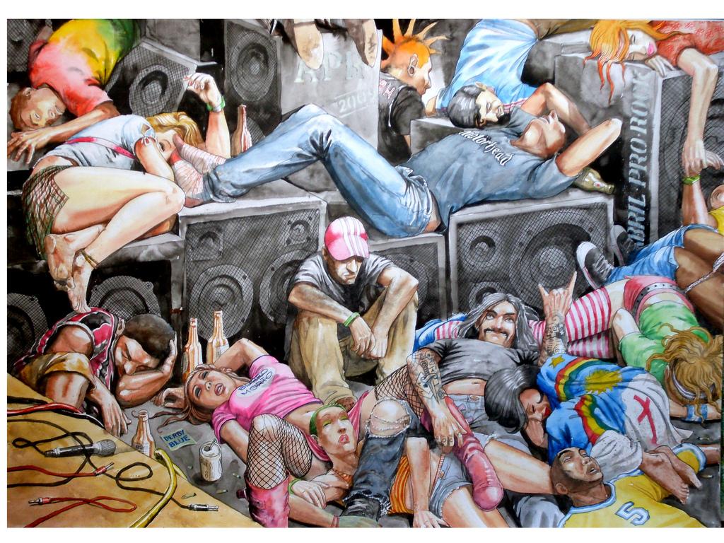 Иллюстрации Francisco Jose de Souto Leite.