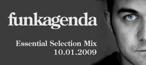 Funkagenda Essential Mix 10.01.2009.