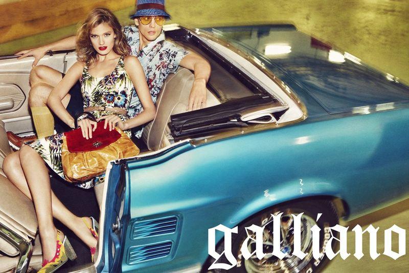 John Galliano: весна/лето 2012.