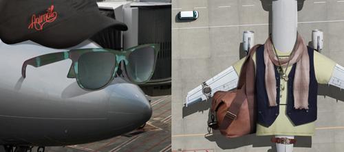 Gatwick Airport: Сбежавшие модели.