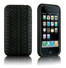Vroom Tire Tread Pattern Case