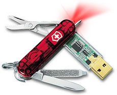 Swiss Knife USB