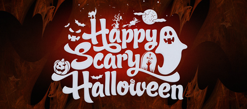 Happy Scary Halloween.
