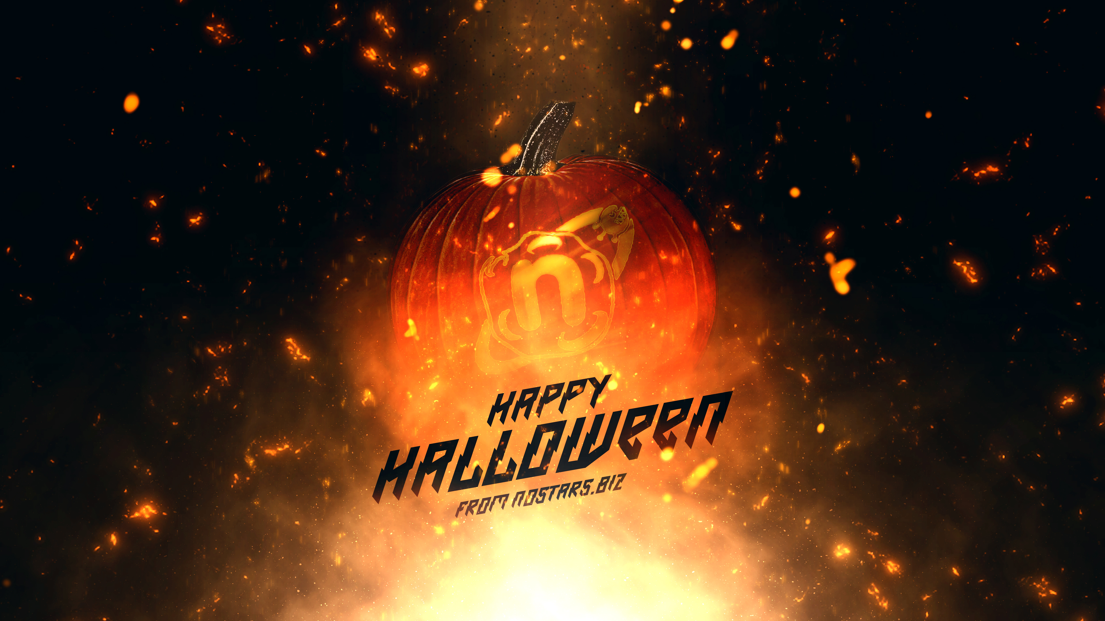 Happy Scary Halloween!